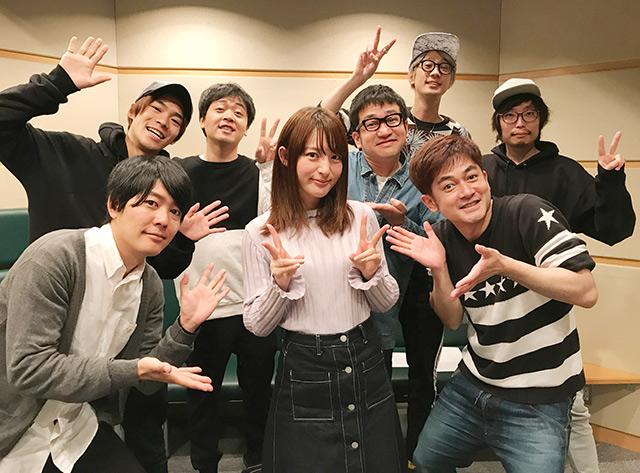 小松未可子さんがゲスト出演!
