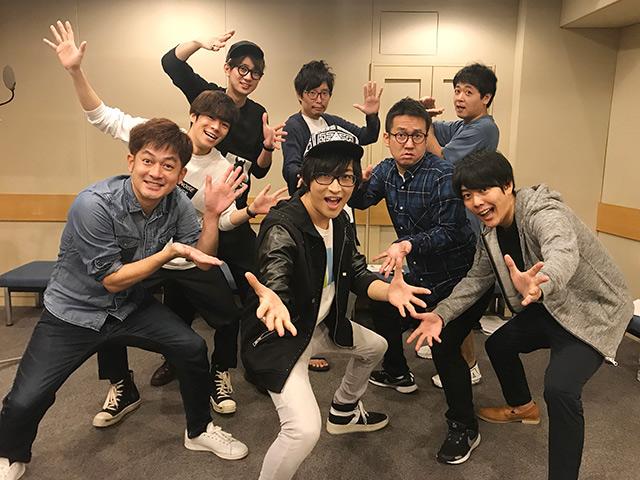 寺島拓篤さんがゲスト出演!